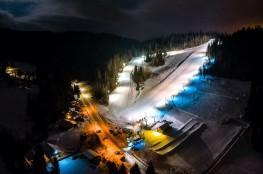 Nowy Targ Atrakcja Stacja narciarska Długa Polana