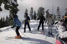 Poręba Wielka Atrakcja Szkoła narciarska Koniki