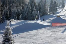 Poręba Wielka Atrakcja Snowpark Koninki GRAVITY
