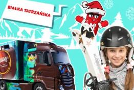 Białka Tatrzańska Wydarzenie Impreza zimowa Wawel Truck w Białce Tatrzańskiej już 20 lutego!