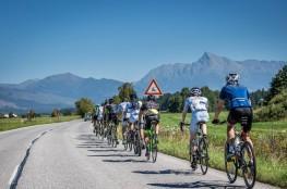 Nowy Targ Wydarzenie Zawody rowerowe XXIV Rajd wokół Tatr